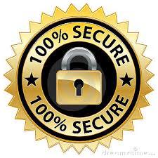 100% Secure online ordering